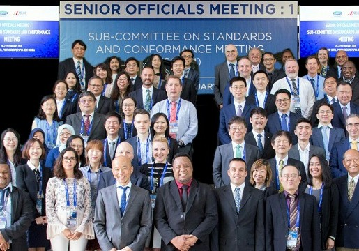Sidang APEC SCSC 1, Port Moresby, PNG 26-27 February 2018