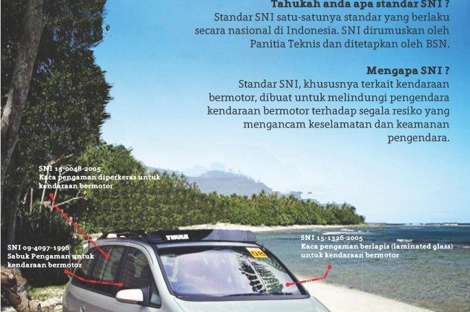 Poster SNI & Safety